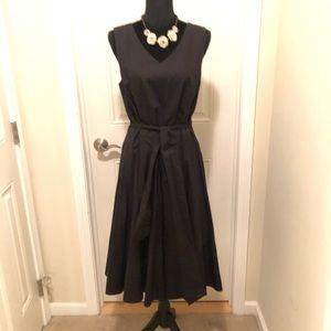 NWT Talbots sleeveless ALine Dress